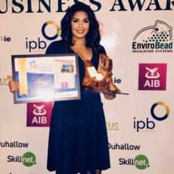 Winning IRD Duhallow Best Startup 2019