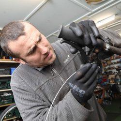 Training in cycle mechanic skills