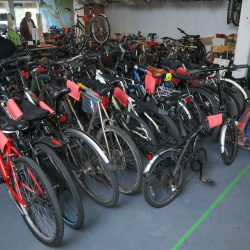 Recycled bikes for sale