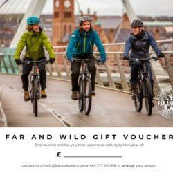 Far and Wild Adventure Gift Voucher