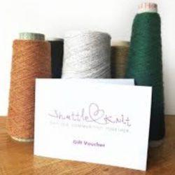 Shuttle Knit