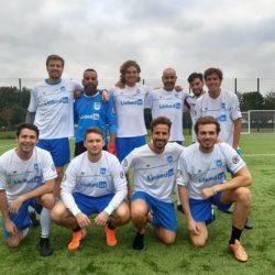 Linkedin Div 1 team winners